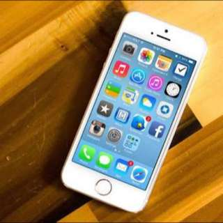 Iphone 5s 64GB Silver Ex Internasional