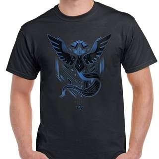 Team Mystic Shirt - Vector Male