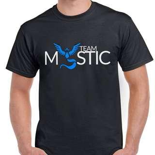 Team Mystic Shirt - Males