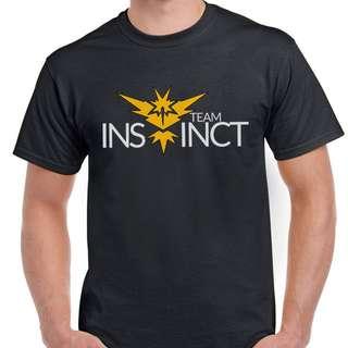 Team Instinct Shirt - Males