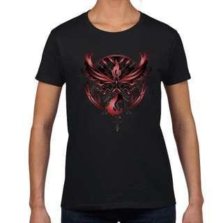 Team Valor Shirt - Womens Vector
