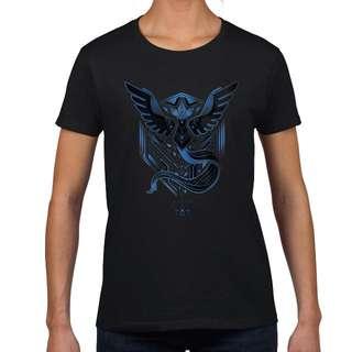 Team Mystic Shirt - Womens Vector
