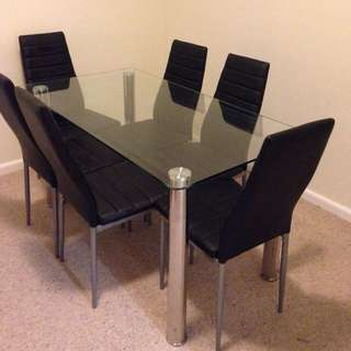 6 Seater Dining Suite