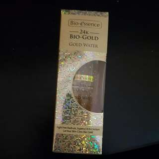 bio essences gold water travel pack 30ml