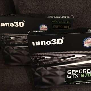 GTX970 Inno3d OC Edition GTX 970