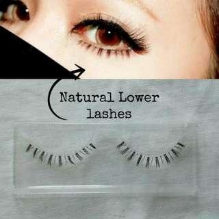 Natural Lower Lash
