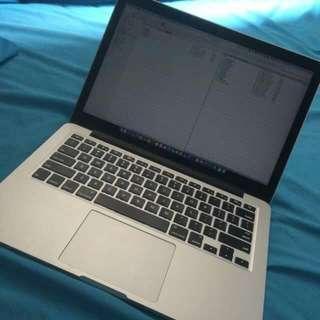 MacBook Pro Retina Display 2015