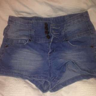 Bluenotes highwaisted shoets size xs