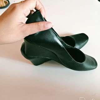 Black Shoes Size 36