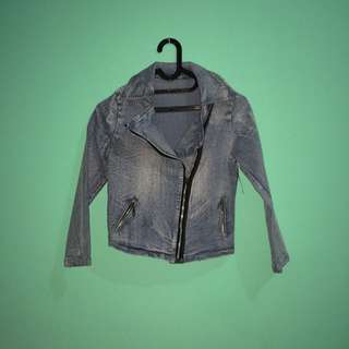 Rock Denim Jacket