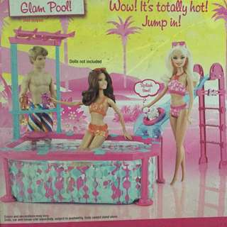 Barbie Pool Collector's Item