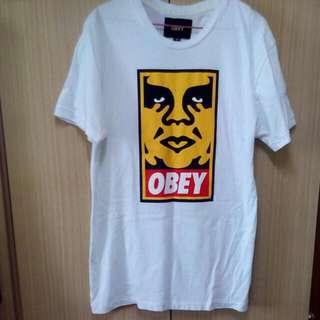 Obey Premium 黃臉短T