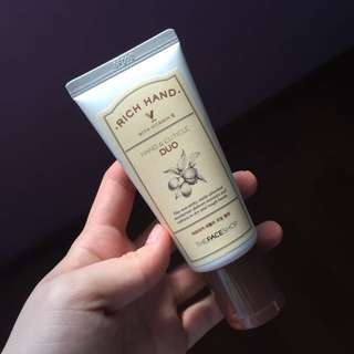 The Face Shop Hand And Cuticle Duo
