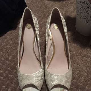 Worship Evening Wedding Shoes.