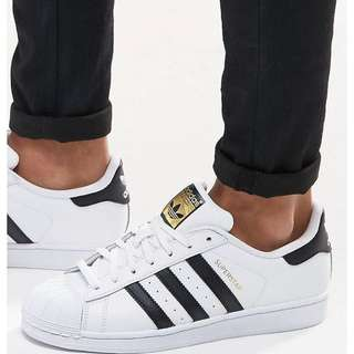 (negotiable) ADIDAS SUPERSTAR SHOES