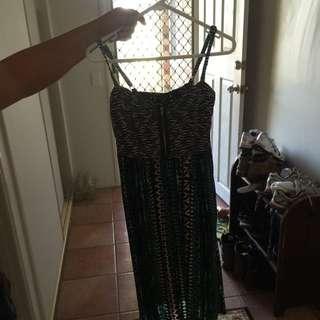 Multi Coloured Dress