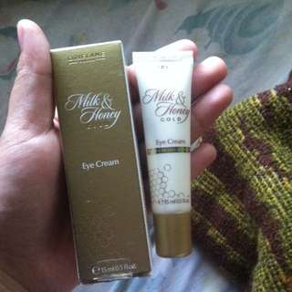 Milk And Honey Gold Eye Cream