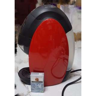NESCAFE Barista PM9630咖啡機(紅色)