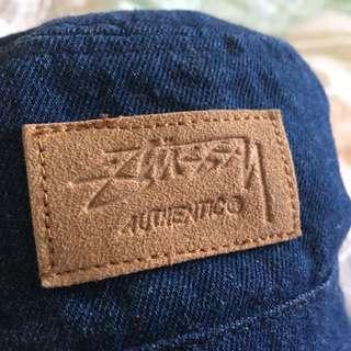 Stussy Denim Bucket Hat