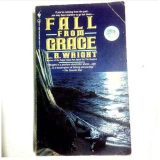 Fall from Grace by L. R. Wright