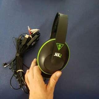 Turtle Beach XL1 Headphones