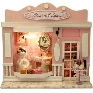 DIY Cherish A Lifetime Miniature House