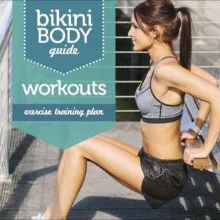 Kayla Itsines Workout Guide