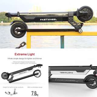 FastWheel F0 Electric Scooter