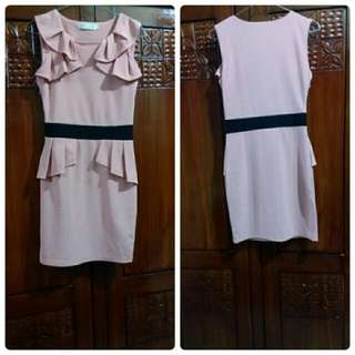 Nobby Dress Body Fit