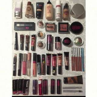 Huge Makeup Lot Retail Price $627 ONLY $135! Free Postage
