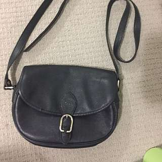 Longchamp PARIS leather Purse