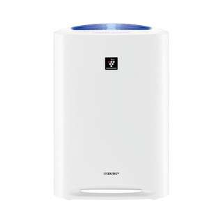 SHARP Plasmacluster Air Purifier with Humidifying Function, White. Model No. KC-A40