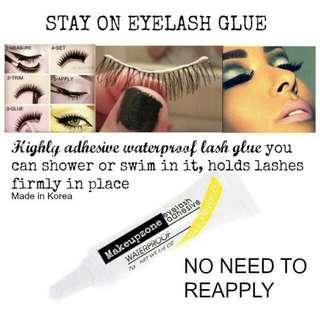 Stay On Lash Glue