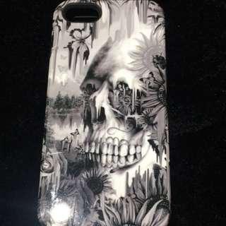 iPhone 5/5S Skull Phone Case