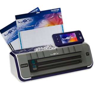 Brother ScanNCut Accessories - Mat / Blade / Deep Cut Blade / Color Pet / etc (Scan and Cut / Scrapbooking / Tools / Supplies /