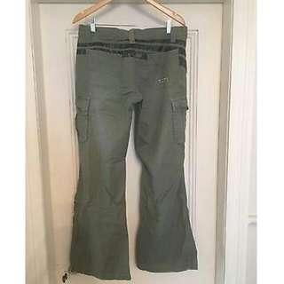 Women's Rusty Cargo Pants