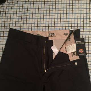 Mens Dickies 874 Work Pants 32x32