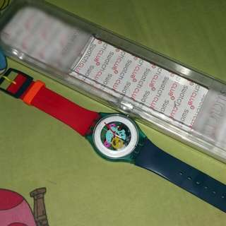 Swatch Watches.