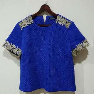 Semi Formal Blue Shirts