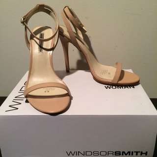 Nude Windsor Smith Stilettos
