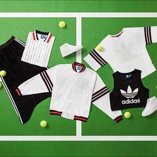 2016 adidas Originals網球系列上衣