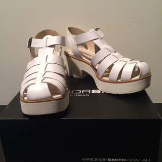 Windsor Smith Lily Chunky Sandal