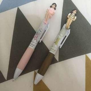 杯緣子筆筆
