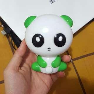 Lampu Tidur Panda