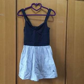 A&F 休閒洋裝 正版