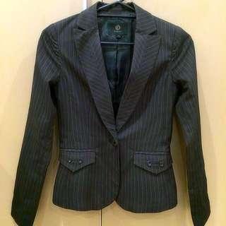 Size 8 Black Blazer
