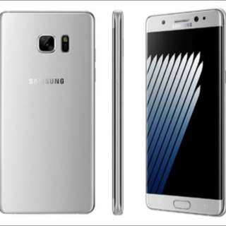Trading Samsung Note 7