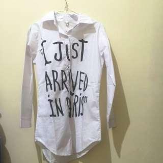 Oversized Shirt (Kemeja)
