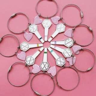 PO EXO key ring