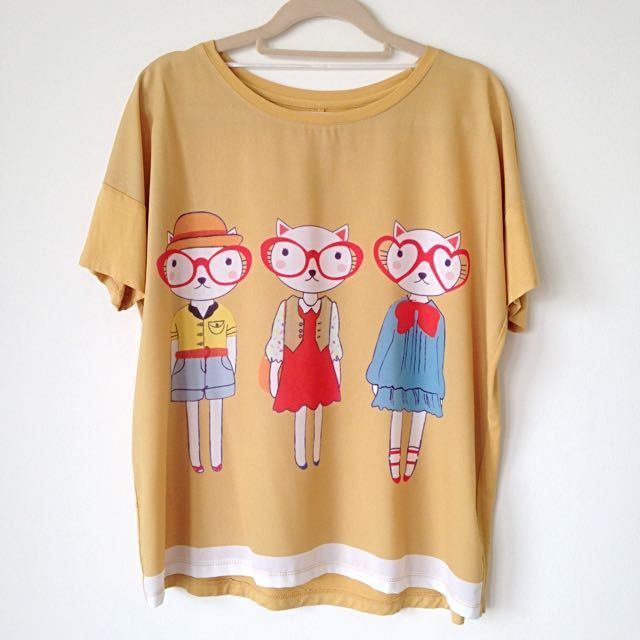 3 Little Kittens Top